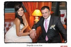 Branislav Lečić i Nina Radulović